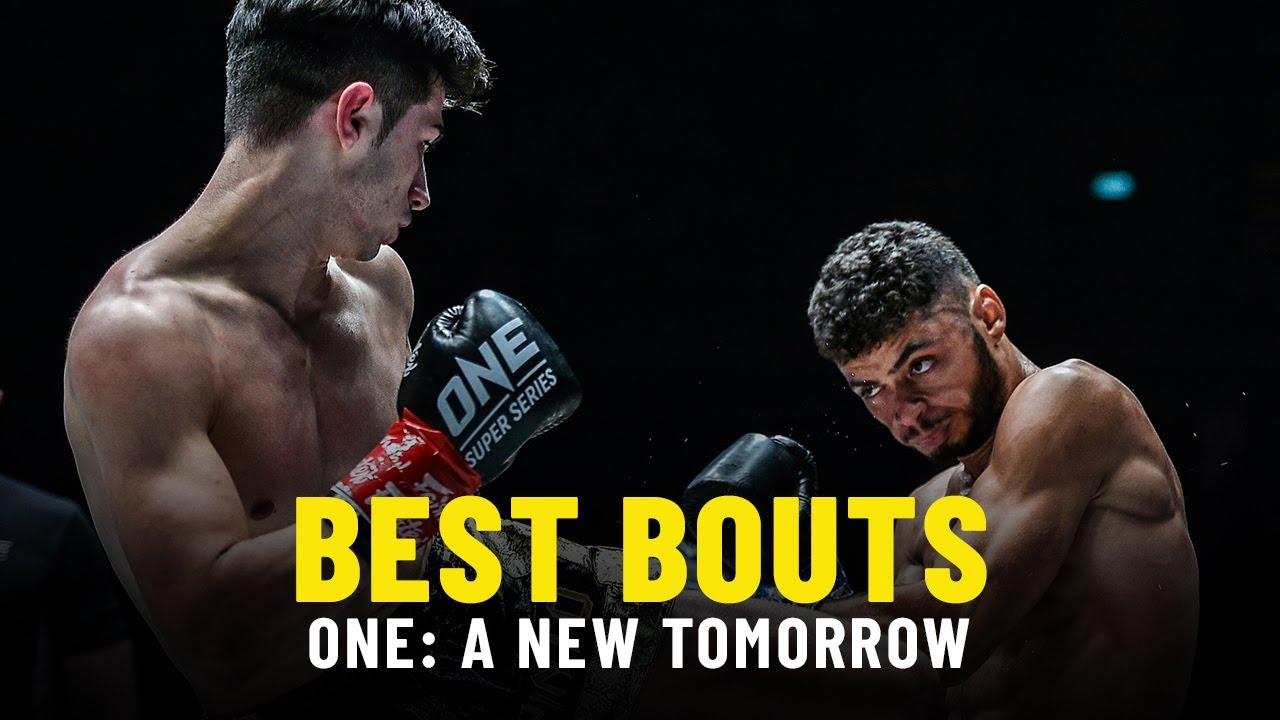 Best Bouts | ONE: A NEW TOMORROW Highlights
