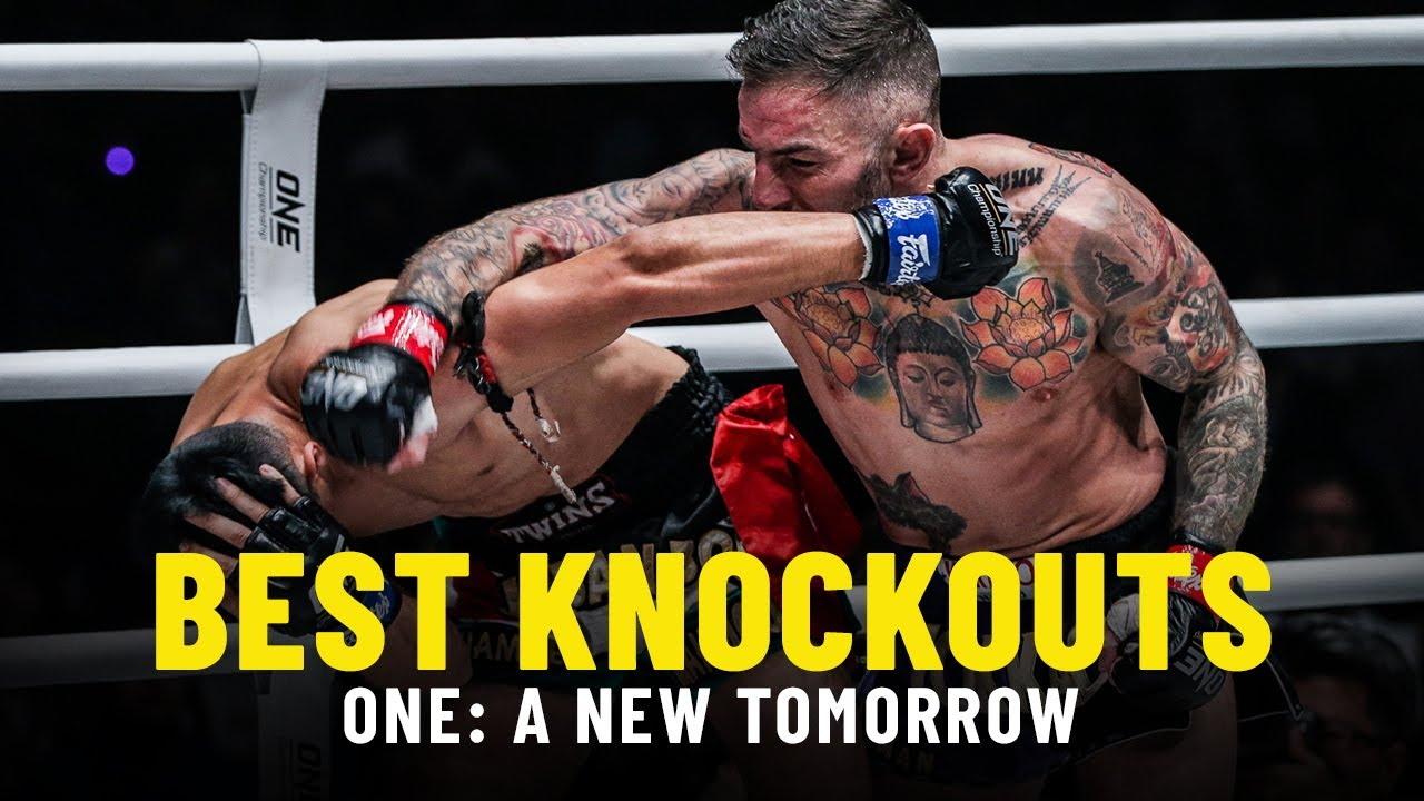 Best Knockouts | ONE: A NEW TOMORROW Highlights