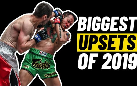 Biggest ONE Championship UPSETS In 2019?