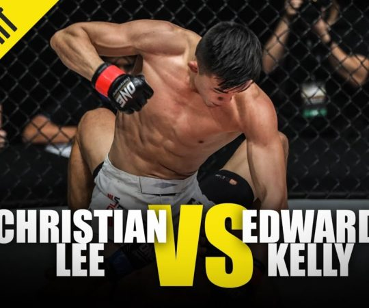 Christian Lee vs. Edward Kelly | ONE Full Fight | January 2019