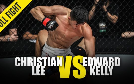 Christian Lee vs. Edward Kelly | ONE Full Fight | January 2019