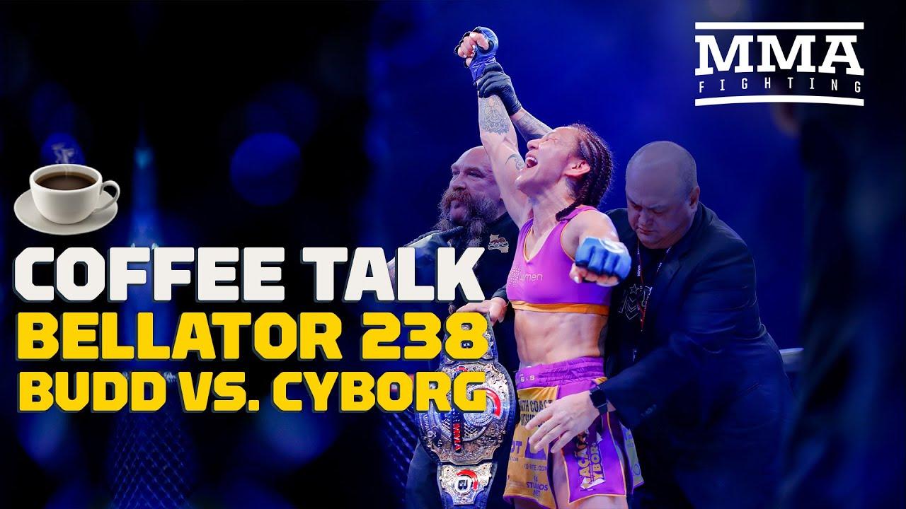 Coffee Talk: Bellator 238 Edition - MMA Fighting