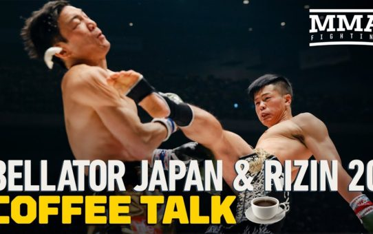 Coffee Talk: Bellator Japan and RIZIN 20 Edition – MMA Fighting