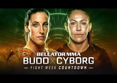 Countdown | Julia Budd vs. Cris Cyborg – #Bellator238