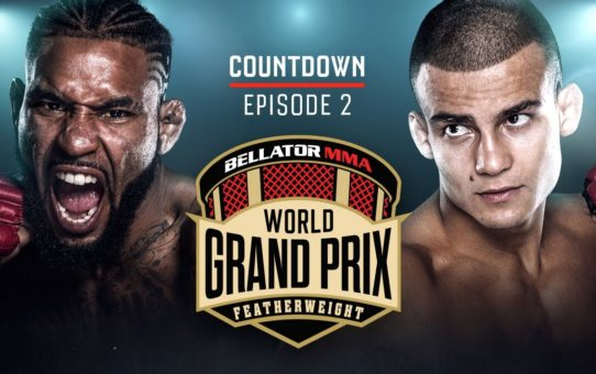 Countdown | Featherweight Grand Prix Caldwell vs. Borics EPISODE 2 – #Bellator238
