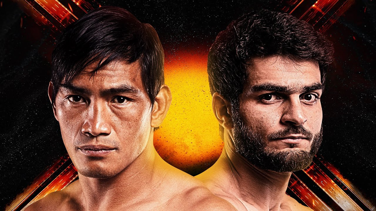 Eduard Folayang vs. Ahmed Mujtaba | ONE Official Trailer
