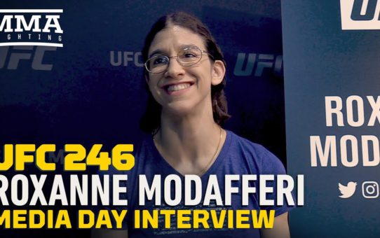 UFC 246: Roxanne Modafferi Is 'Excited Fighters Can Show That Anime Is Cool Now' – MMA Fighting