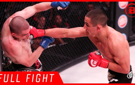 Full Fight | Aaron Pico vs. Justin Linn – Bellator 183