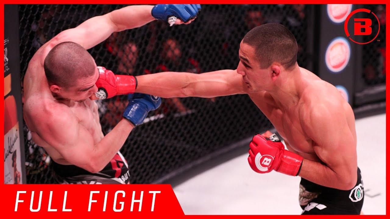 Full Fight   Aaron Pico vs. Justin Linn - Bellator 183
