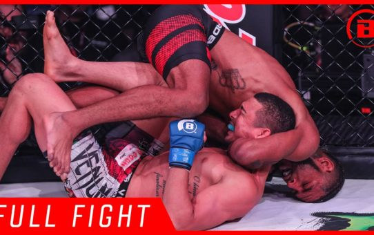 Full Fight | Darrion Caldwell vs. Leandro Higo – Bellator 195