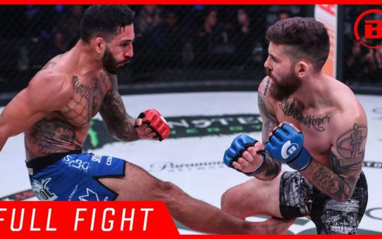 Full Fight | Henry Corrales vs. Andy Main – Bellator 208