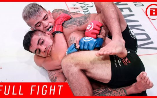 Full Fight | Jay Jay Wilson vs. Jorge Juarez – Bellator 229