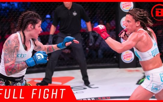 Full Fight | Julia Budd vs. Talita Nogueira – Bellator 202