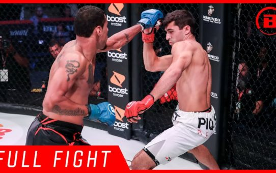 Full Fight | Khonry Gracie vs. Oscar Vera – Bellator 225