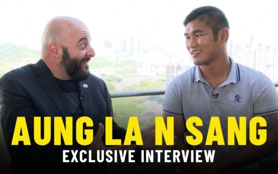 Aung La N Sang Breaks Down World Title Defenses | ONE Interview & Full Fights