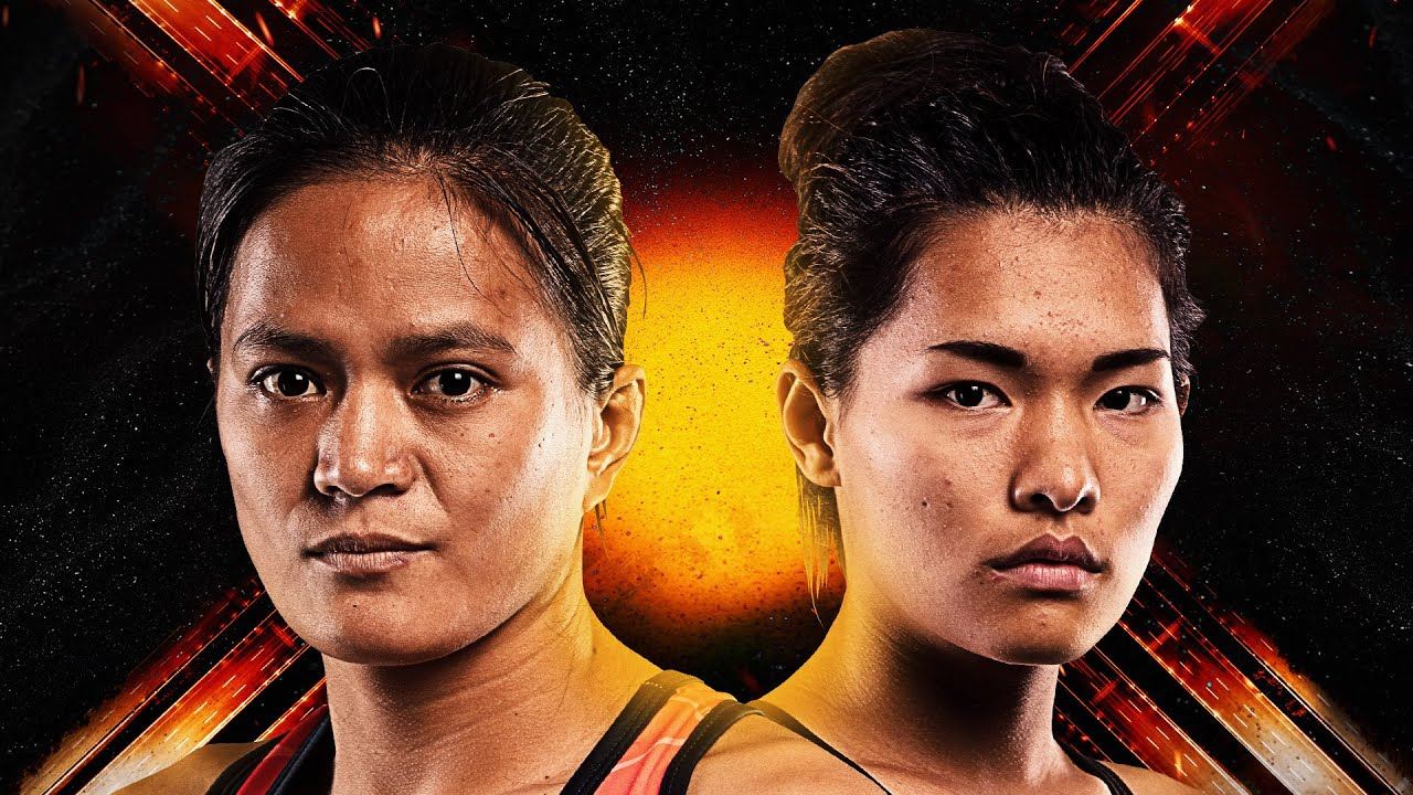 Gina Iniong vs. Asha Roka | ONE Official Trailer
