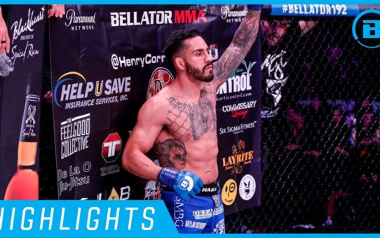 Highlights | Henry Corrales – #Bellator238