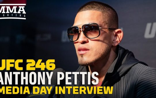 UFC 246: Anthony Pettis Reveals Near Misses with Conor McGregor, Donald Cerrone – MMA Fighting