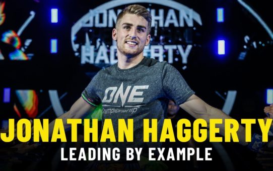Jonathan Haggerty Leads By Example | ONE Feature