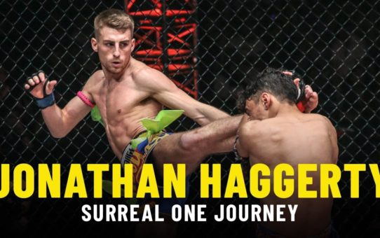 Jonathan Haggerty's Surreal ONE Journey | ONE Feature