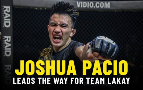 Joshua Pacio Leads The Way For Team Lakay | ONE Feature