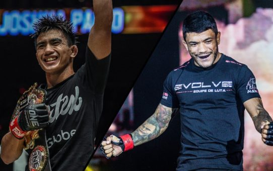 Joshua Pacio vs. Alex Silva | Top Submissions | ONE Full Fights