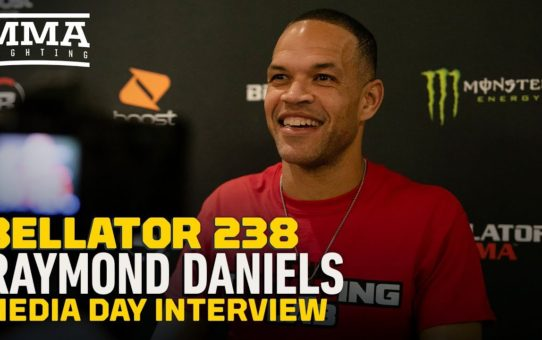 Bellator 238: Raymond Daniels Breaks Down 720-Degree KO Punch – MMA Fighting