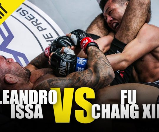 Leandro Issa vs. Fu Chang Xin   ONE Full Fight   April 2019