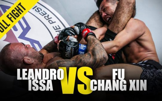 Leandro Issa vs. Fu Chang Xin | ONE Full Fight | April 2019