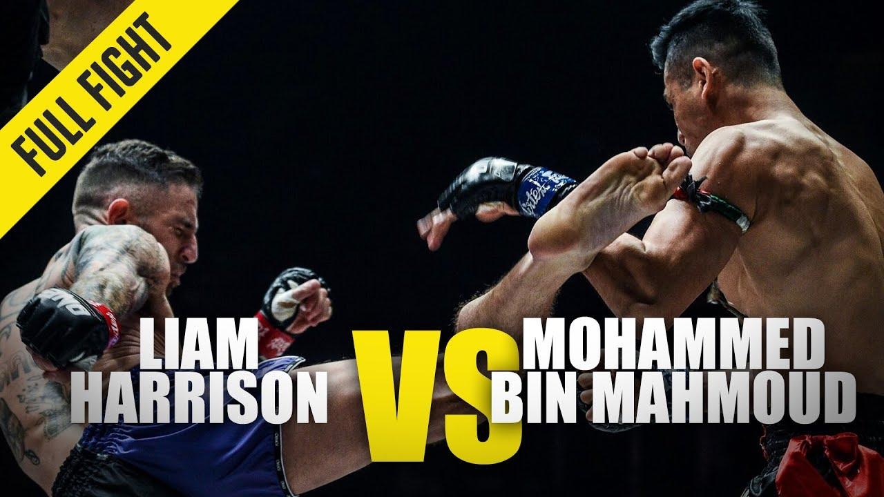 Liam Harrison vs. Mohammed Bin Mahmoud | ONE Full Fight | January 2020