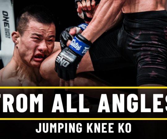 Miao Li Tao vs. Jeremy Miado | ONE From All Angles