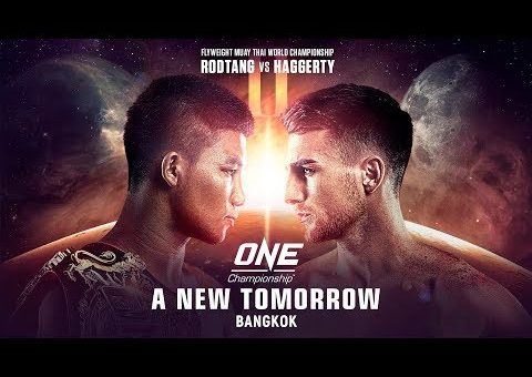 ONE Championship: A NEW TOMORROW Weigh-Ins & Hydration Tests