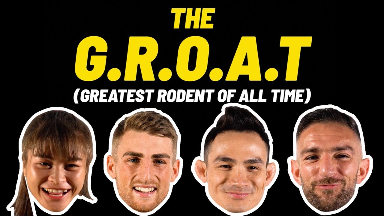 ONE Superstars Pick The Greatest Rat Of All Time