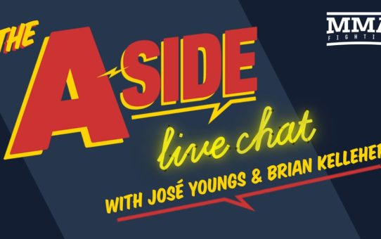 The A-Side Live Chat: Conor McGregor's next move, UFC 246 fallout, UFC Raleigh, Bellator 238, more