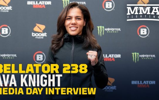 Bellator 238: Boxing Champ Ava Knight Anxious To Fix MMA Mistakes – MMA Fighting