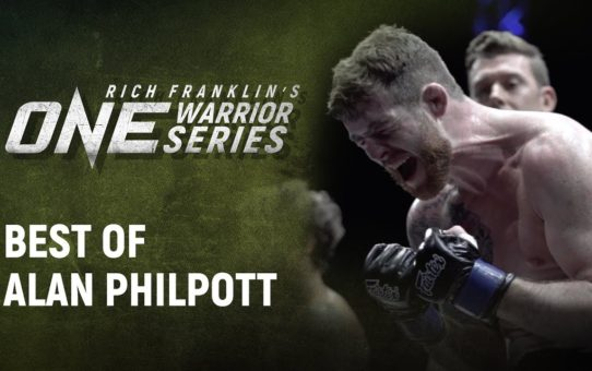 Rich Franklin's ONE Warrior Series | Best Of Alan Philpott