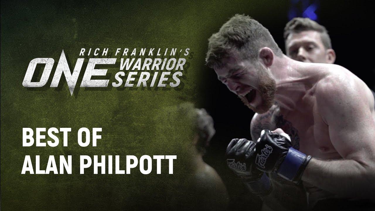 Rich Franklin's ONE Warrior Series | Best Of Alan Philpott