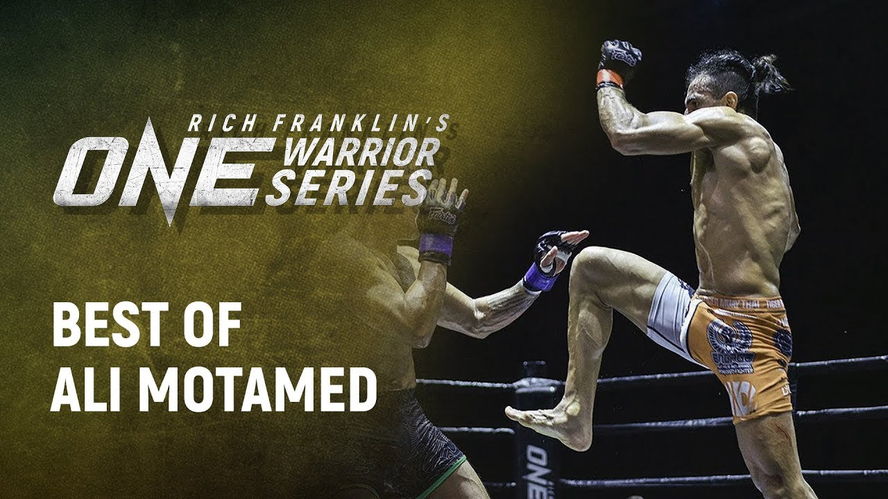 Rich Franklin's ONE Warrior Series   Best Of Ali Motamed