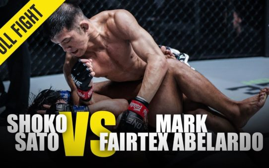 Shoko Sato vs. Mark Fairtex Abelardo | ONE Full Fight | May 2019