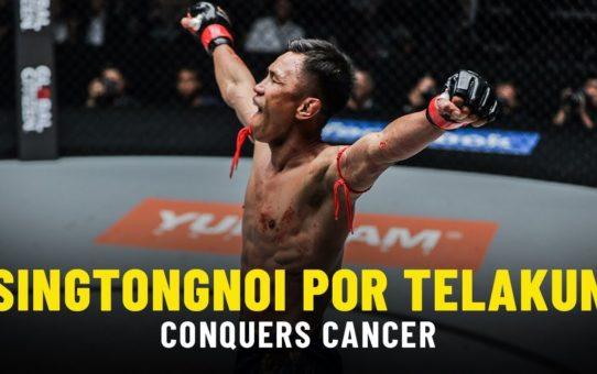 Singtongnoi Conquers Cancer