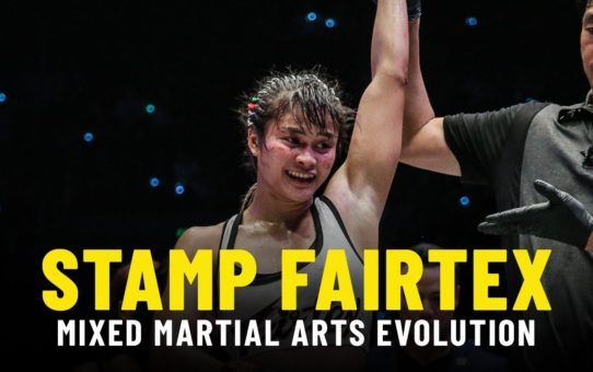 Stamp Fairtex's Mixed Martial Arts Evolution | ONE Feature