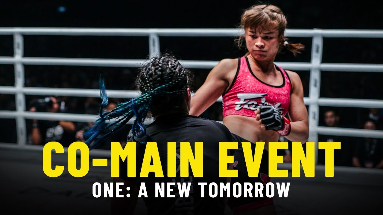 Stamp Fairtex vs. Puja Tomar | ONE: A NEW TOMORROW Co-Main Event Highlights