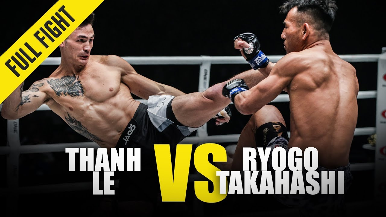 Thanh Le vs. Ryogo Takahashi | ONE Full Fight | January 2020