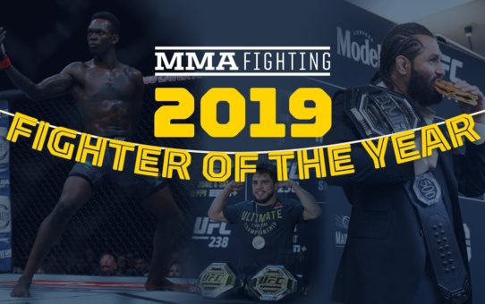 Top 5 MMA Fighters of 2019 – MMA Fighting