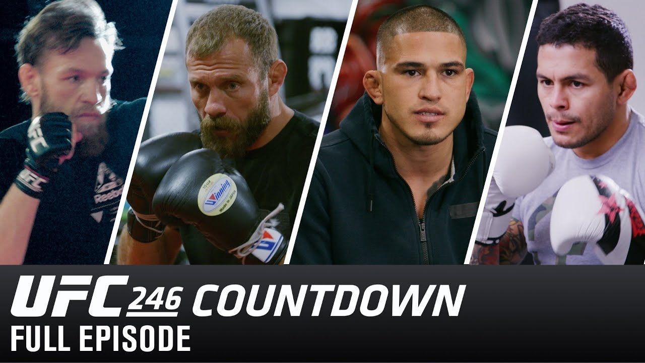 UFC 246 Countdown: Full Episode