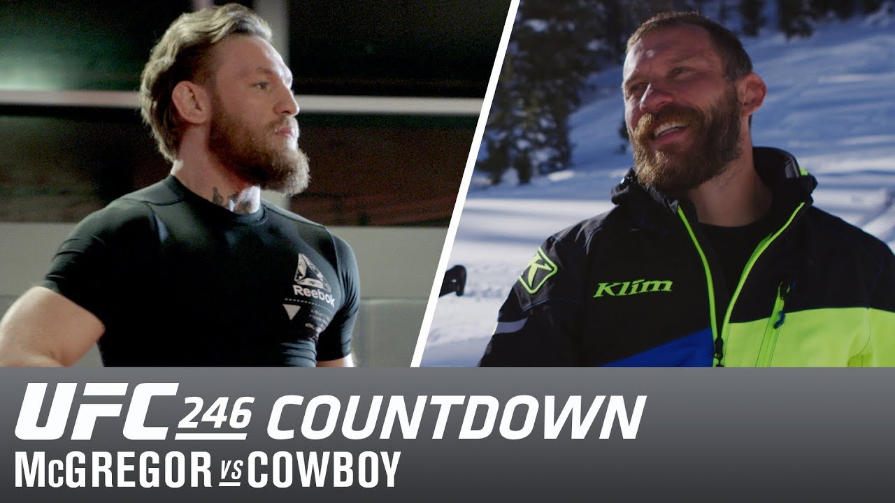 UFC 246 Countdown: McGregor vs Cowboy