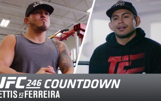 UFC 246 Countdown: Pettis vs Ferreira