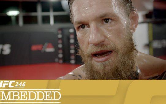 UFC 246 Embedded: Vlog Series – Episode 1