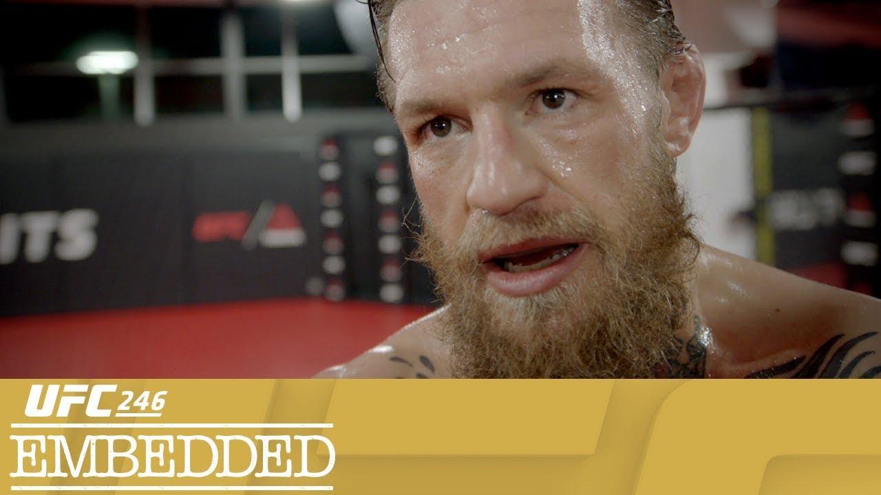 UFC 246 Embedded: Vlog Series - Episode 1