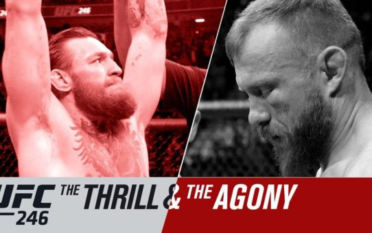 UFC 246: The Thrill and the Agony – Sneak Peek